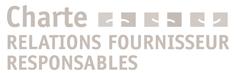 Charte relation fournisseur responsables